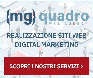 Web Agency Roma MGquadro