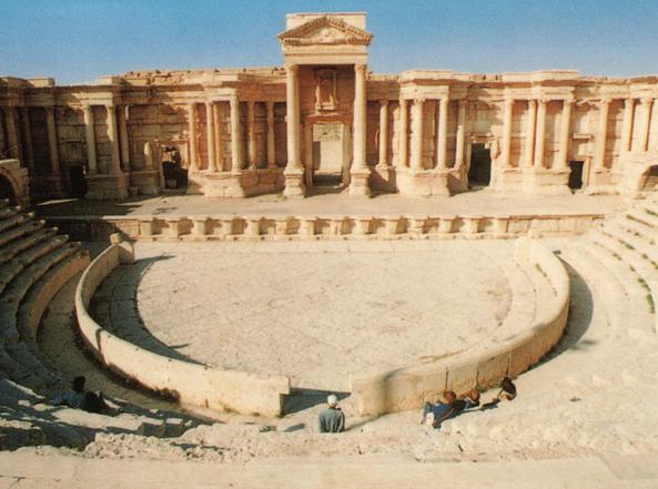 IL RESTAURO ARCHEOLOGICO DI PALMIRA IN SIRIA - Eventi Culturali ...